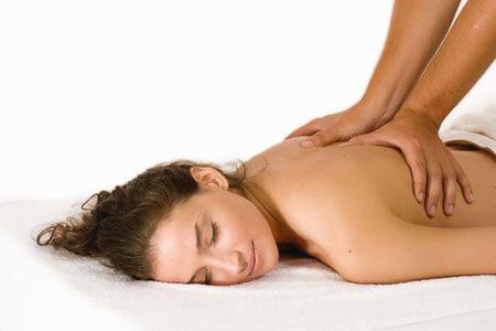 Massage du corps et bien être