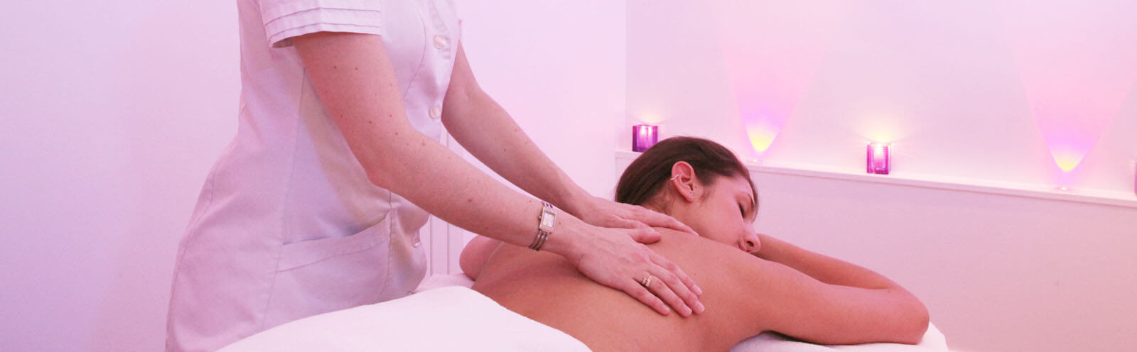 Massage et relaxation