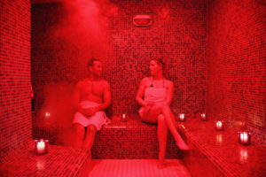 Hammam couple