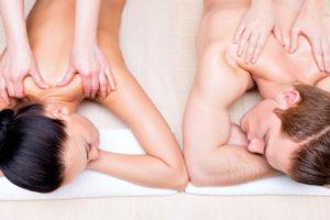 Massage couple